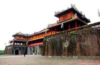 Hue Royal Palace Stock photo [3890126] Hue