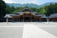 Niigata Yahiko Shrine Stock photo [3895208] Niigata