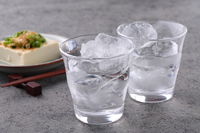 Rock of shochu Stock photo [3896857] Distilled