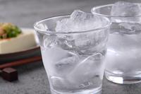 Rock of shochu Stock photo [3896860] Distilled