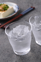 Rock of shochu Stock photo [3896867] Distilled