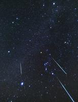 Gemini meteor shower Stock photo [3978624] Gemini