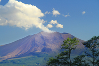 Asama plume Stock photo [3981778] Mount