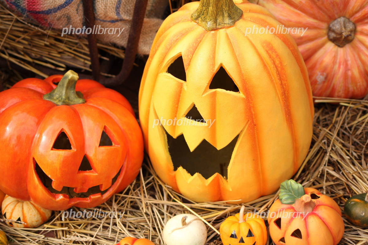 Halloween pumpkin Photo