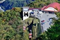 華厳の滝展望台ロープウェイ