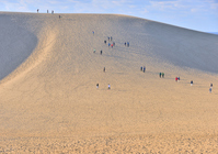 Tottori Sand Dunes Stock photo [4062957] Tottori