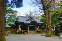 Amanoiwato-Jinja Nishinomiya Kaguraden Stock photo [4138134] Miyazaki