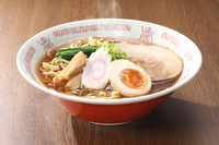 Soy sauce ramen Stock photo [4144360] Ramen
