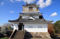 Kitsuki Castle Stock photo [4183007] Kitsuki