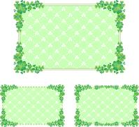 Clover frame [4188990] Frame