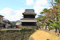 Hiji Castle Kimon tower Stock photo [4190602] Hiji