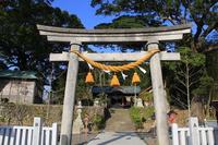 Shimanto Fuwa Hachiman Stock photo [4191560] Shikoku