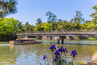 Matsue Horikawa Tour Stock photo [4233388] Canal