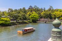 Matsue Horikawa Tour Stock photo [4233391] Canal