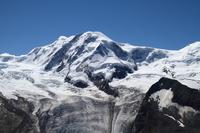 Switzerland Zermatt Alps glacier Stock photo [4234306] Switzerland