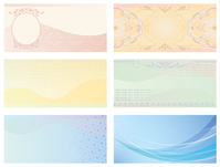 Gift card background set [4234410] gift