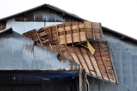 Storm damage Stock photo [4235261] storm