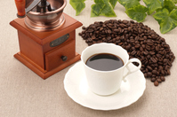 Coffee Image mill and beans Stock photo [4236078] coffee