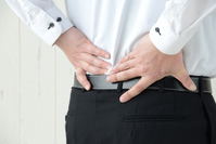 Low back pain Stock photo [4238907] Low
