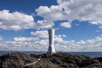 Early spring of Jōgashima Lighthouse Stock photo [4284940] Landscape