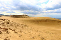 Tottori Stock photo [4285361] Dune