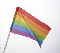 Rainbow flag Stock photo [4288116] rainbow