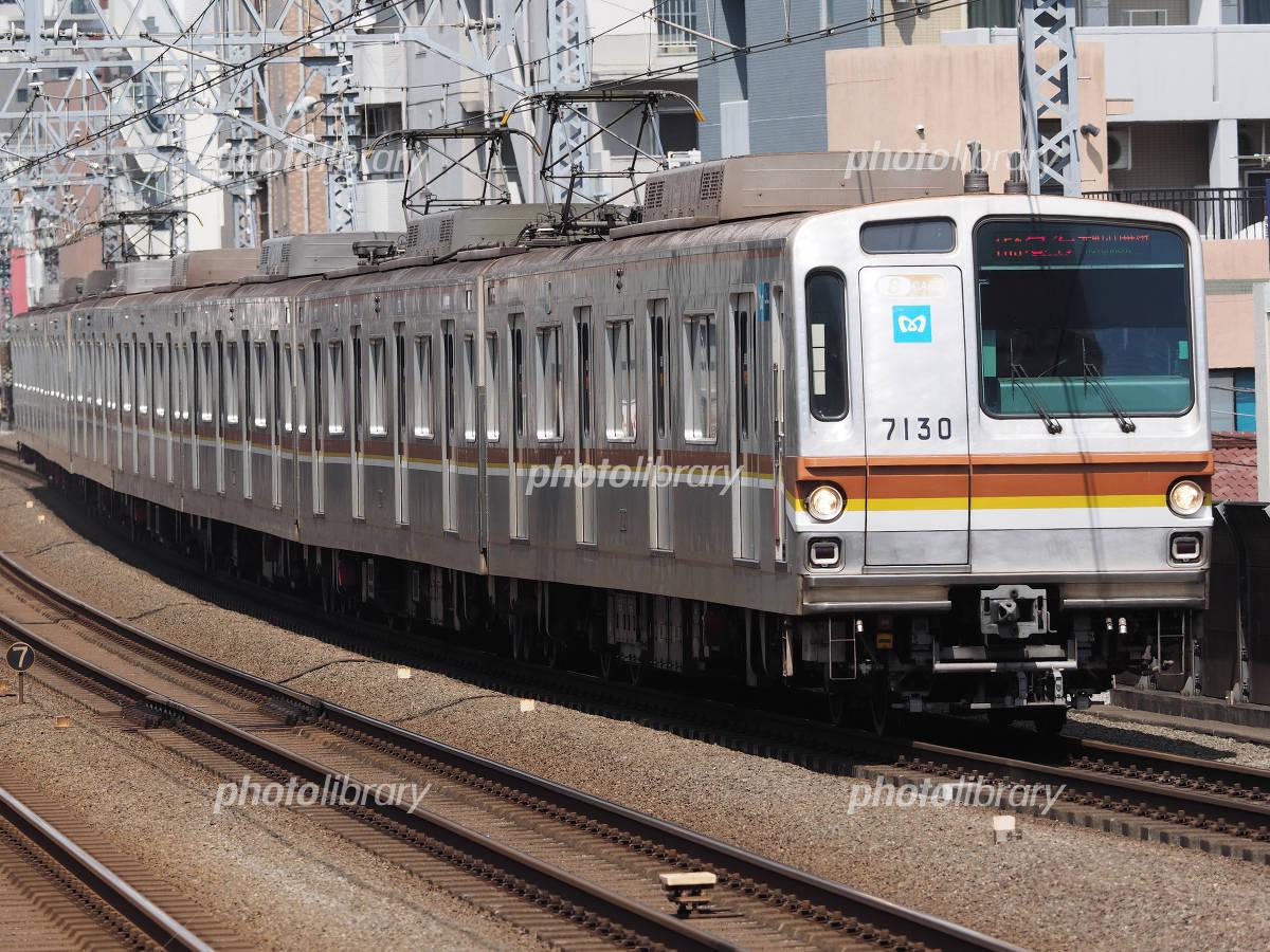 東京メトロ有楽町線7000系電車 ...