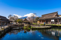 World Heritage Fuji Oshino Hakkai Stock photo [4367948] Fuji