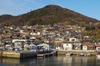 Ogijima and the harbor Stock photo [4368000] Ogijima