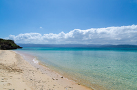 Okinawa Prefecture Hatoma Yara beach Stock photo [4369071] Hatoma