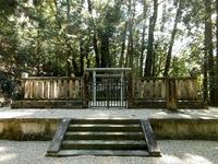 Godaigo tomb Stock photo [4369389] Godaigo