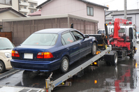 Recovery of vehicle Stock photo [4373653] Tow
