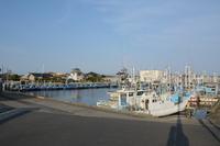 Hamasaki fishing port Stock photo [4374356] Hamasaki