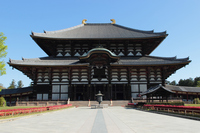 Nara Todai-ji Temple Hall of the Great Buddha Stock photo [4378167] Todai
