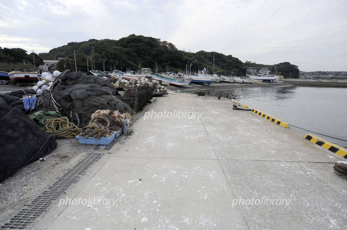 金田漁港 写真素材 [ 4445622 ] ...