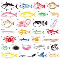 Various fish [4449198] fish