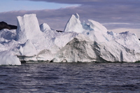 Iceberg Arctic Greenland Stock photo [4449566] iceberg