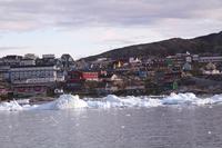 Ilulissat Arctic Greenland Stock photo [4449573] iceberg