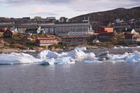 Ilulissat Arctic Greenland Stock photo [4449574] iceberg