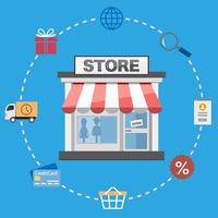 Internet Store [4449716] Store