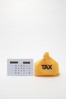 Tax (TAX) and calculator Stock photo [4455806] tax