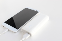 Smartphone and mobile charger Stock photo [4457745] smartphone