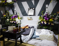 Wake-funeral of the image to mourn the deceased Stock photo [4534714] wake