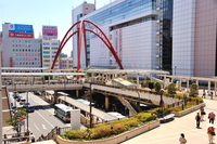 Tachikawa Station North neighborhood Stock photo [4542241] Tokyo