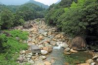 Horigawa valley Stock photo [4607118] Horigawa