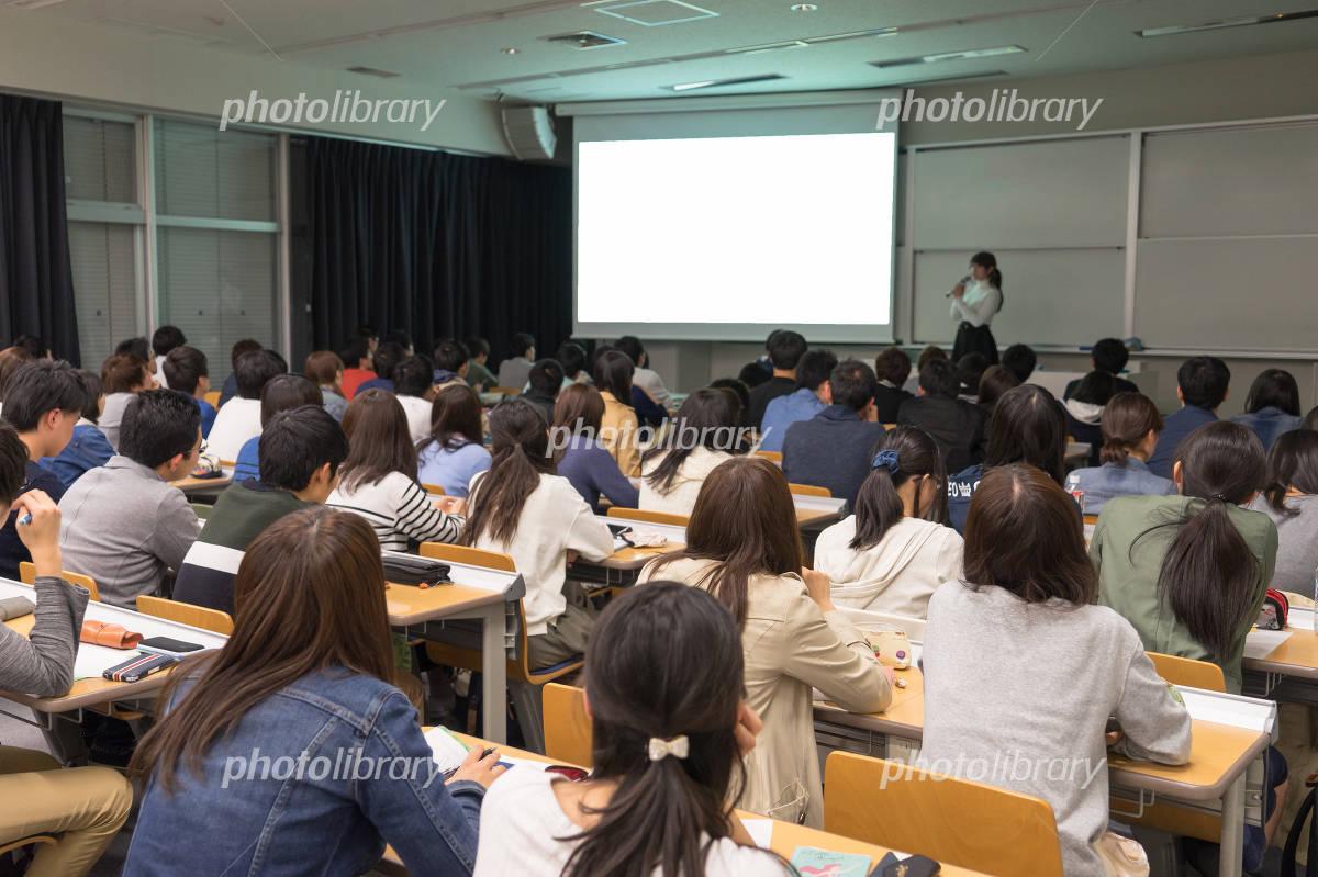 Presentation in the classroom 5 Photo