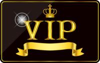 VIP card [4666241] VIP