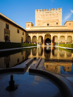 Alhambra Stock photo [4668253] Granada