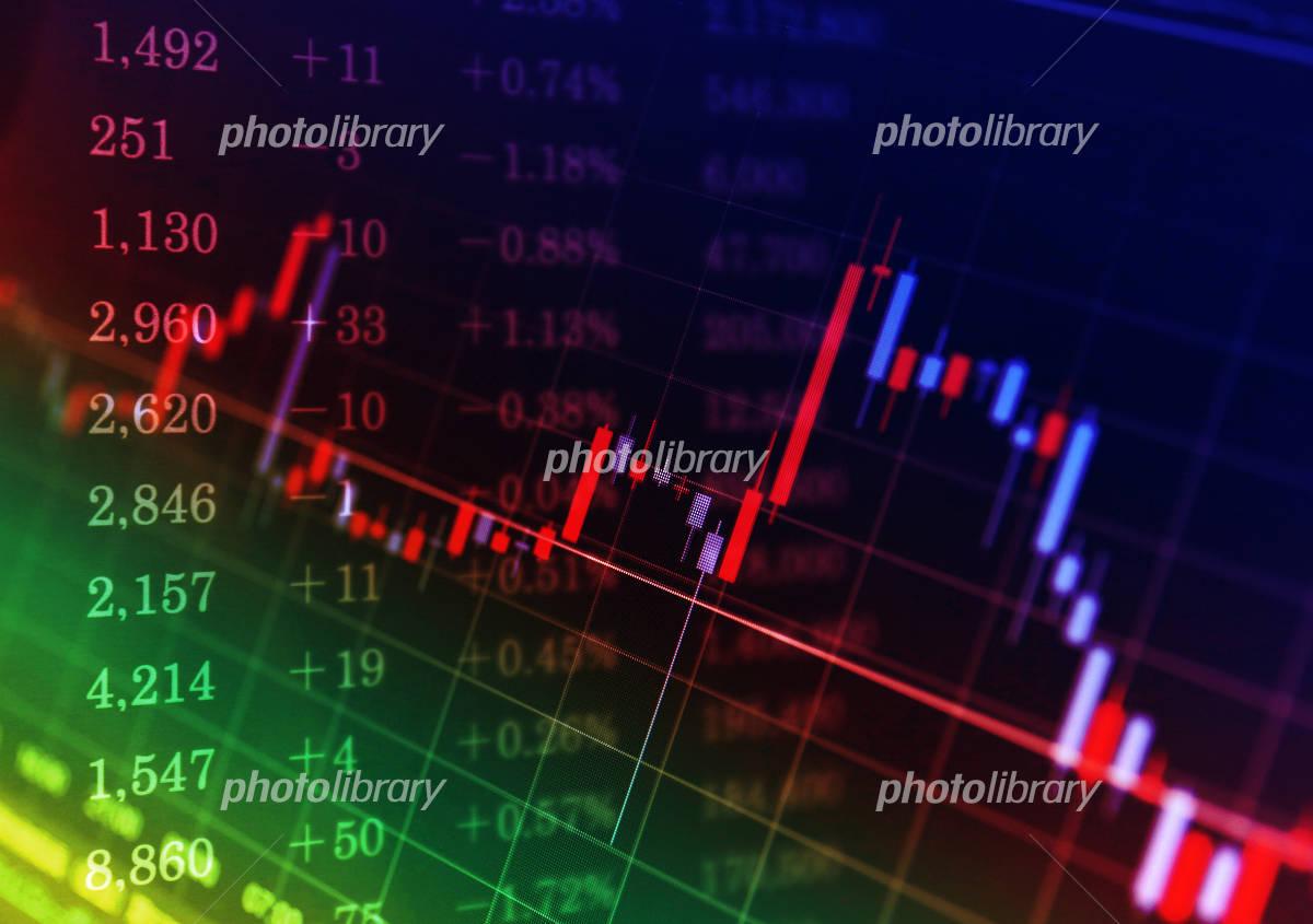 Financial image Photo