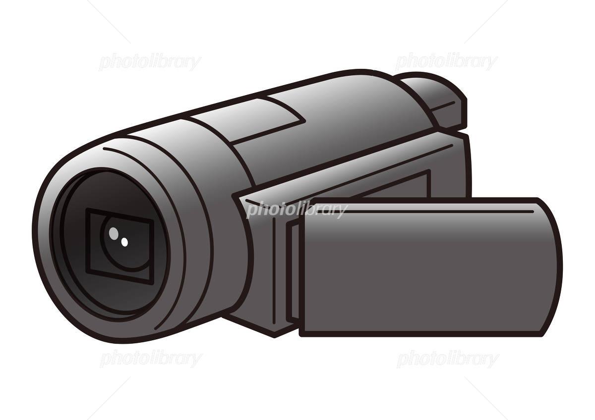 ビデオカメラ イラスト素材 フォトライブラリー Photolibrary